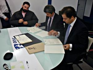 AEVC ASSINA PROTOCOLO COM EU-CPLP