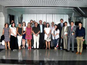 Empresários inauguram os Encontros Protocolares da AEVC