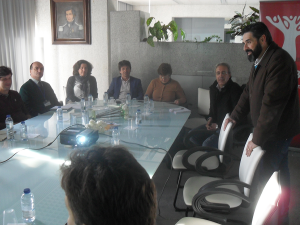 AEVC acolhe focus group do Projeto Novo Rumo a Norte