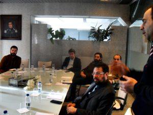 AEVC acolhe Seminário Potencial do mercado Hebraico e barreiras àentrada