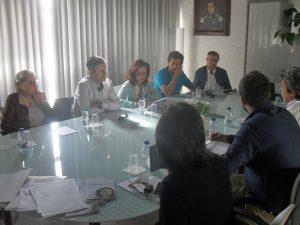 AEVC reúne com campanha do CDS-PP