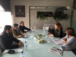 AEVC recebe deputadas do PSD pelo Alto Minho na Assembleia da República