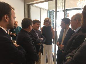 Membros dos Órgãos Sociais da AEVC integram comitiva do Secretário de Estado da Defesa do Consumidor