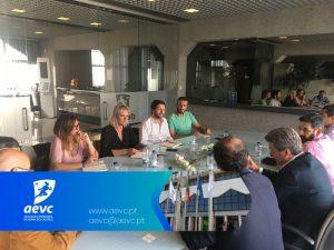 Legislativas 2019: AEVC reúne-se com candidatos da CDU pelo círculo eleitoral de Viana do Castelo