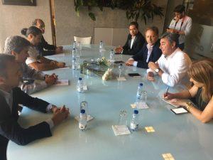 Legislativas 2019: AEVC reúne-se com candidatos do PSD pelo distrito de Viana do Castelo com as questões económicas como tema central